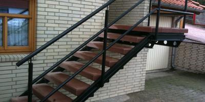 treppenkonstruktionen metallbau vespermann in g ttingen. Black Bedroom Furniture Sets. Home Design Ideas